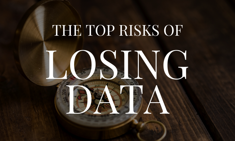 How do you lose your Customer data